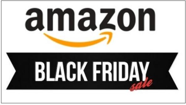 Amazon Black Friday Advertisement