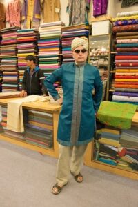 Customer Acquisition Fabric Shop Owner