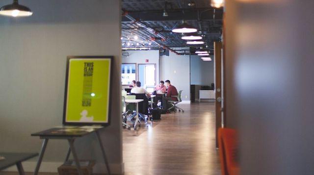 Employee Benefits People in Workshop