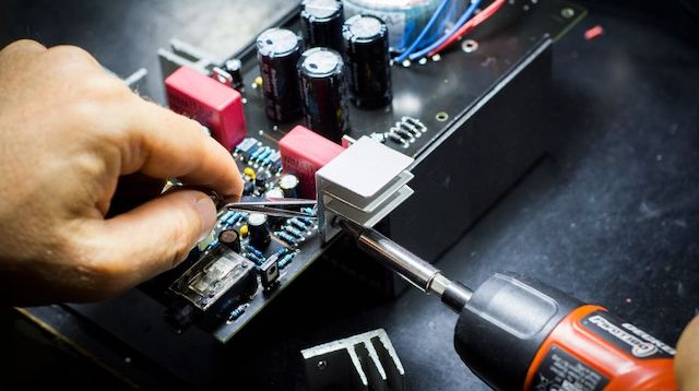 ERP System Electronics Manufacturing