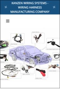 Kanzen Wiring Systems Website Home Page