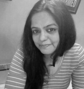 Mallika Krishnamoorthy