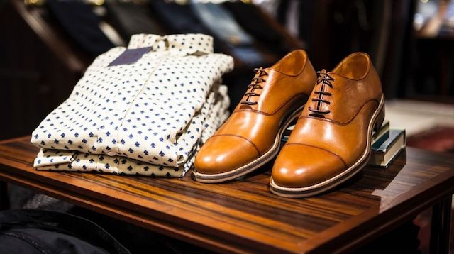 Retail Marketing Mens Retail Display