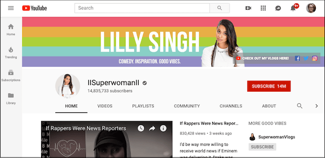 Startup Business Ideas Lilly Singh