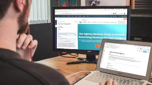 Web Design Work Developer at Work