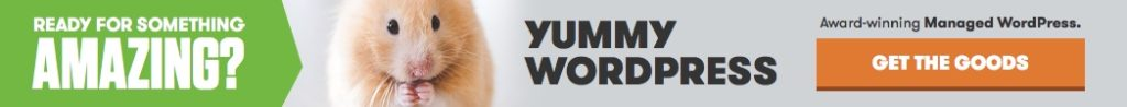 Yummy WordPress