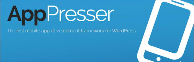 Best WordPress Plug-ins AppPresser
