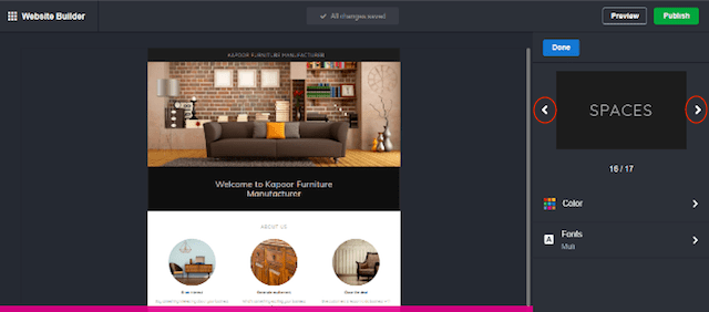 Design a Website Customise Your Theme