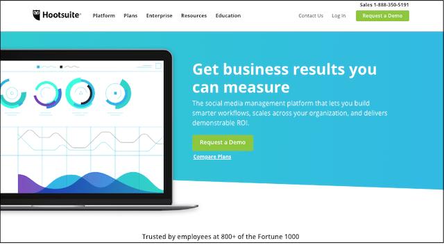 Digital Marketing Tools Hootsuite