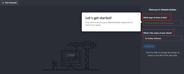 Ecommerce Website Builder Online Store