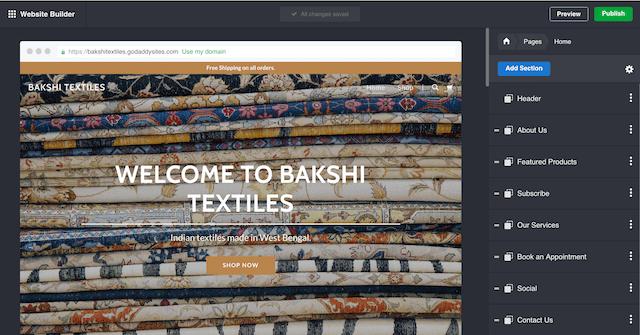 Ecommerce Website Builder Online Store Other