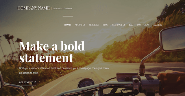 eCommerce Website Templates Velux WordPress Theme