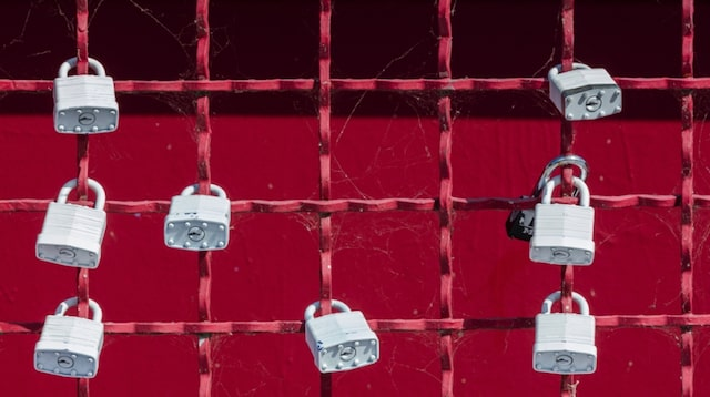 Hosting Security Padlocks