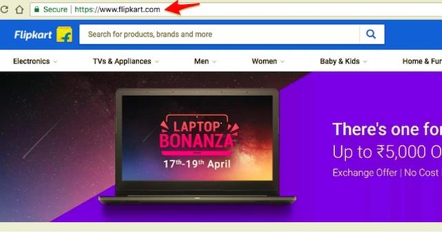 How to Get a Domain Flipkart