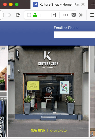 How to Grow a Business Kulture Shop Facebook