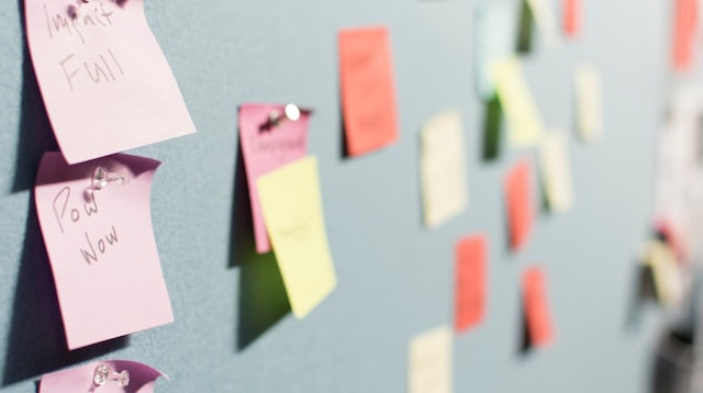 How to Make a Blog Sticky Notes
