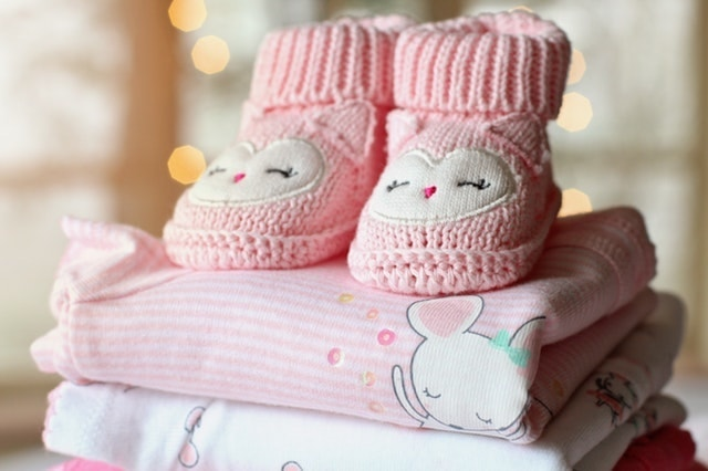 How to Start an Online Business Pink Baby Clothes