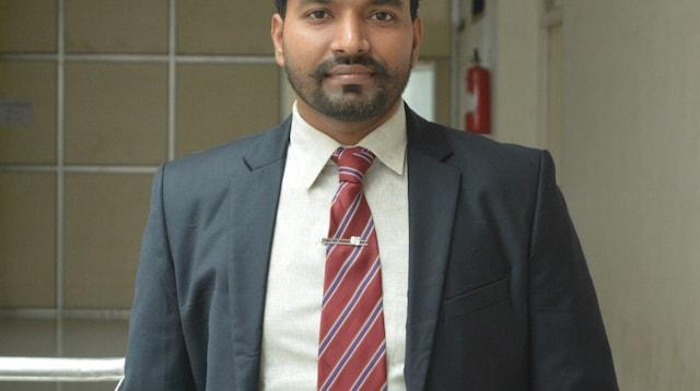 Job Description Man in Suit