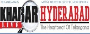 KhabarLive Hyderabad News logo