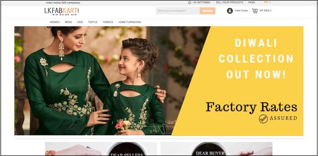 LKFabkart Home Page