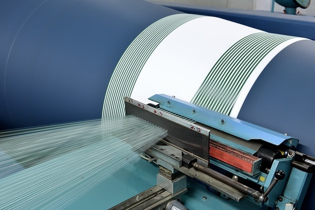 Machinery Loan Fabric Production