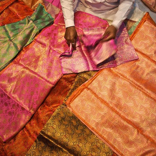 Retail Trade Silk