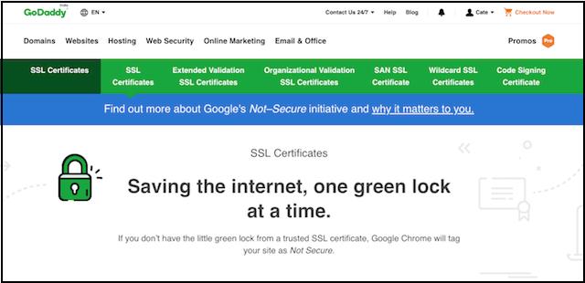 SSL Handshake Google Chrome 68