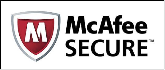 SSL Protocol McAfee Secure Seal