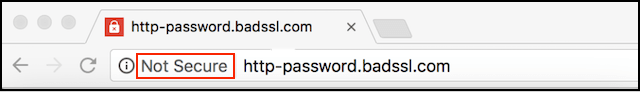 What Is SSL Not Secure Message