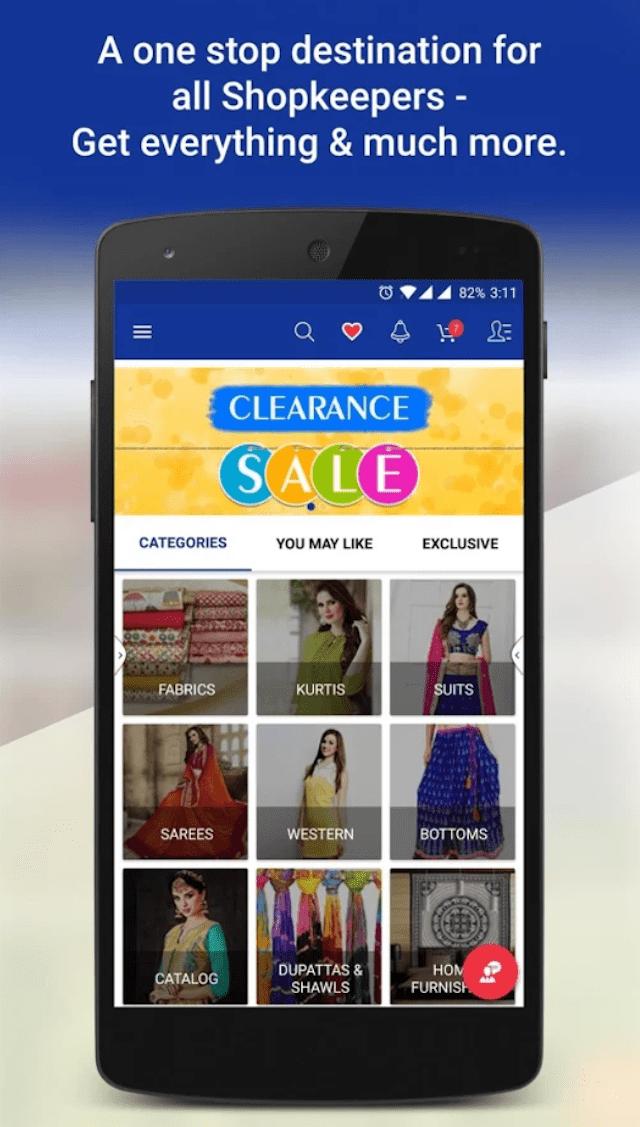 WholesaleBox Phone App